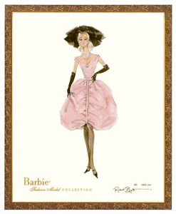 Blush Limited Edition Barbie Print