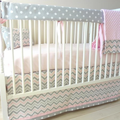 Bumperless Crib Bedding