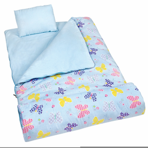 Butterfly Garden Kids Sleeping Bag