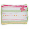 Butterfly Party Standard Quilted Pillow Sham