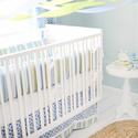 By the Bay Baby Bedding Set by New Arrivals Inc