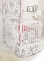 China Doll Crib Quilt