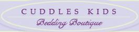 Cuddles Kids Bedding Boutique $25.00 Gift Certificate
