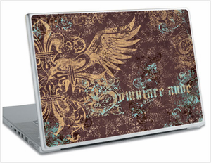 Dare to Dream Laptop Skin