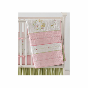 Fairyland Crib Quilt by Whistle and Wink