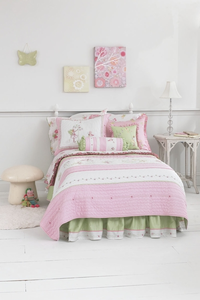 Fairyland Girls Bedding by Whistle and Wink