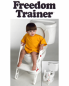 Freedom Trainer Toiler Seat Reducer