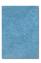 Fun Rugs Light Blue Shaggy Rug
