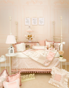 Glenna Jean Madison 3 Piece Crib Bedding