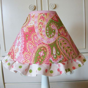 Gypsy Watermelon Lamp Shade