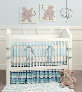 Hampton Crib Bedding Set