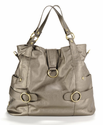 Hannah Pewter Diaper Bag by Timi and Leslie