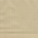 Homespun Wheat Mini Check fabric