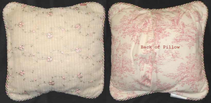 Isabella Rosebud Pillow
