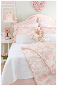 Isabella Twin Duvet Bedding Set by Glenna Jean