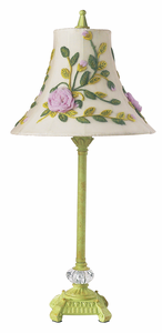 Jubilee Rose Net Flower Lamp
