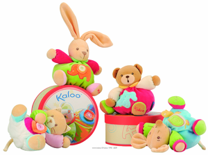 Kaloo Small Stuffed Plush Rabbit