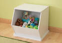 Kid Kraft Single Storage Unit - White
