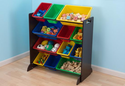 Kid Kraft Sort it & Store it Bin Unit  - On backorder until the end of May 2014