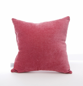 Kirby Raspberry Pillow by Glenna Jean