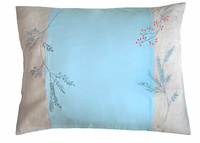 Koko Willow Embroidered Pillow Sham 20x26