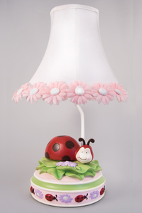 Ladybug  Kids  Lamp - NOW Available
