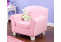 Laguna Kids Chair in Pink with Slip Cover
