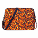 Laptop Case in Arabesque Pebbles