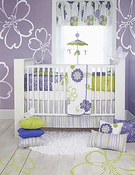 Lavender Bedding & Decor