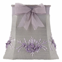 Lavender Floral Bouquet Medium Lamp Shade