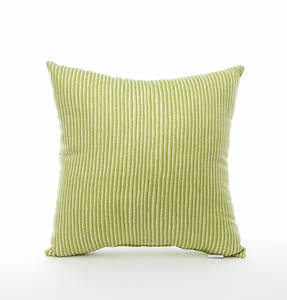 Lime Green Pillow by Glenna Jean