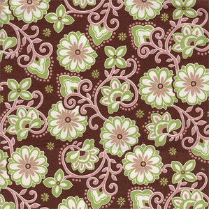 Lola in Pink Fabric by the Yard by New Arrivals Inc