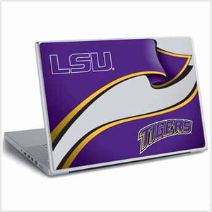 Louisiana State University Lap Top Skin