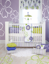 Lulu 3 Piece Crib Bedding from Glenna Jean