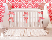 Luxury Crib Bedding