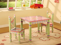 Magic Garden Children's Table and Chair Set
