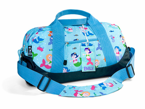 Mermaids Kids Duffle Bag