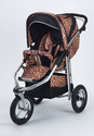 Metamorphosis ATS Viceroy Jog Stroller - limited quantities are now available