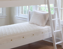 Organic Cotton 2 in 1 Ultra Quilted Twin Trundle Mattress