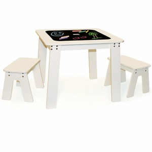 P'Kolino Children's Chalk Table and Chairs