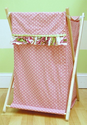 Paisley Splash in Pink Nursery Hamper