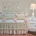 Peony 2 Piece Crib Bedding Set by Doodlefish Kids