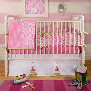 Pink Bedding & Decor