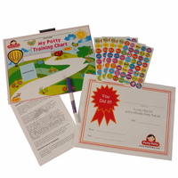 Potty Training Chart & Reward Sticker by Potty Patty�
