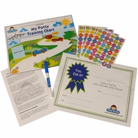 Potty Training Chart & Reward Sticker by Potty Scotty�