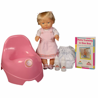 Potty Training in One Day� - The Basic System for Girls