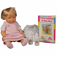 Potty Training in One Day� - The Potty Patty Kit