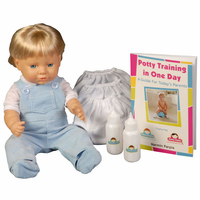 Potty Training in One Day� - The Potty Scotty Kit