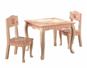 Princess and Frog Children's Table and Chair Set