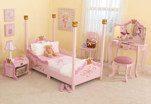 Princess Toddler Bed - on backorder until July